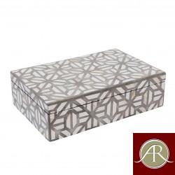 Bone Inlay  Handmade Antique Home Decor Furniture  Box
