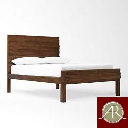 Reclaimed Rustic Wooden Handmade King/ Queen Size Beds