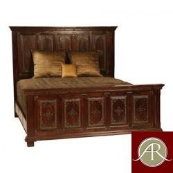 Solid Reclaimed wooden Handmade King/Queen Size Bed