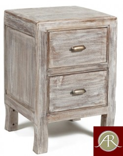 Rustic Solid Reclaimed Wooden Modern Antique Handmade Side Table