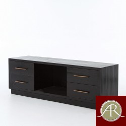 Rustic Solid Reclaimed Wooden Modern Antique Handmade T.V. Unit