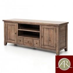 Rustic Solid Reclaimed Wooden Modern Antique Handmade TV Unit