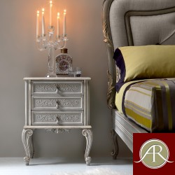 Luxury Royal Collection Bed Side