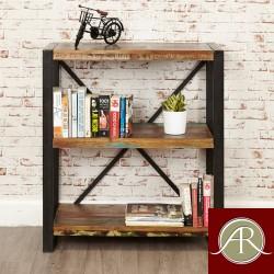 Reclaimed Wood Rustic bookshelf