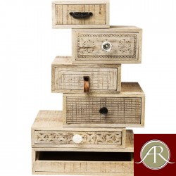 Carvin Design 6 Drawers