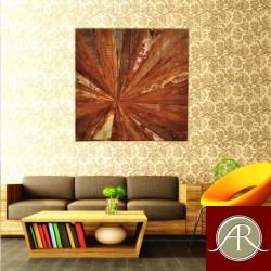 Reclaimed Wood Rustic Wall  Decor
