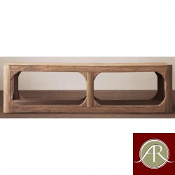 Rustic Solid Reclaimed Wooden Modern Antique Handmade Coffee Table
