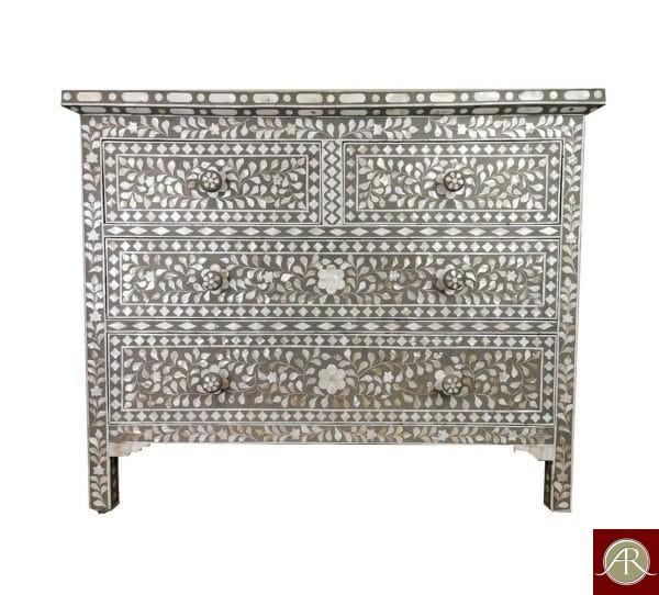 MOP Handmade Antique Home Decor Furniture Sideboard