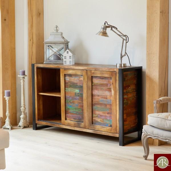 Reclaimed Wood Rustic Sideboard