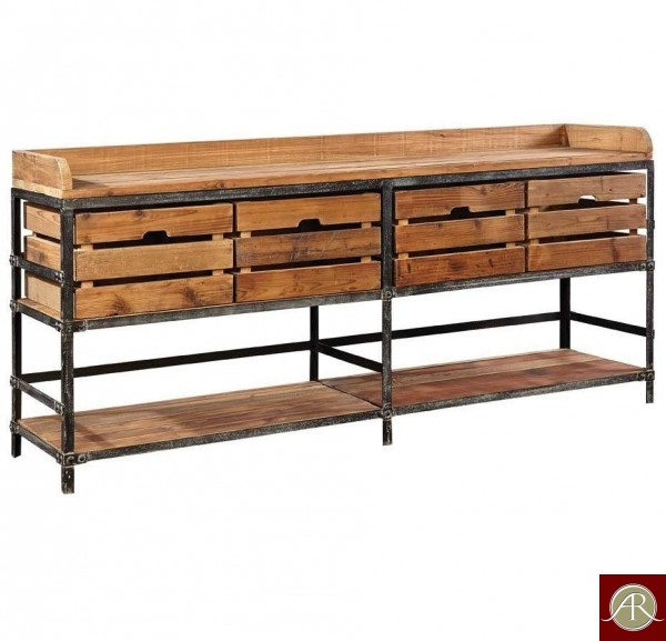 Rustic Solid Reclaimed Wooden Modern Antique Handmade Side Boards