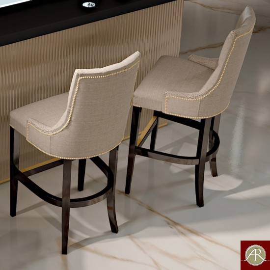 Luxury Royal Collection Bar Chair