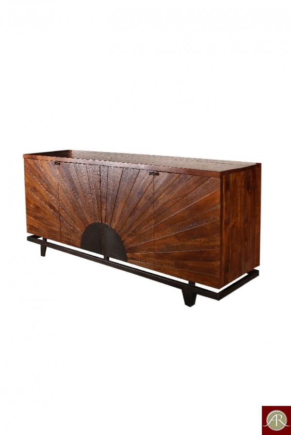 Rustic Solid Reclaimed Wooden Modern Antique Handmade Side Board