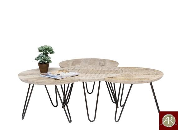 Unique Carvin Design Coffe table