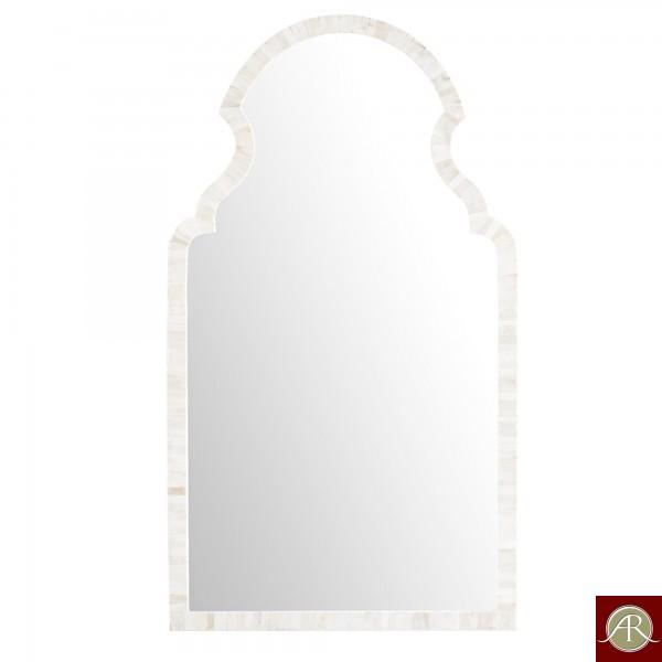 Bone Inlay Antique Handmade Modern Mirror Frame
