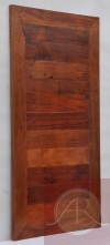 """24"""" x 48"""" Reclaimed Wood Table Top"""